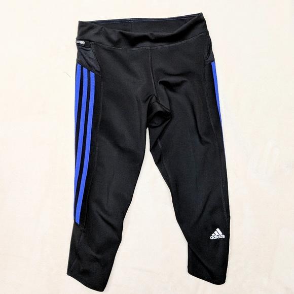capri pants adidas